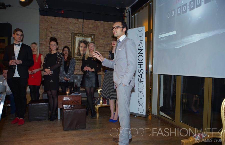 Oxford Fashion Week (OFW) 02-02-15 Press Launch