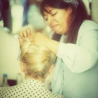 Goodwood Revival 2013 - Betty's Hair Salon