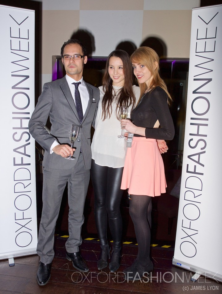Natalie Page - The Face of Oxford Fashion Week 2015 - Mal Maison