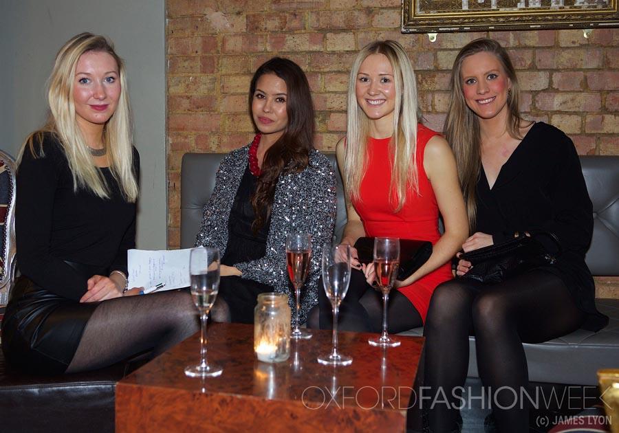 Oxford Fashion Week (OFW) 02-02-15 Press Launch